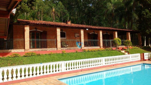 Imagem 1 de 30 de Chácara Com 3 Dormitórios À Venda, 11000 M² Por R$ 2.000.000,00 - Estância São Paulo - Campo Limpo Paulista/sp - Ch0011