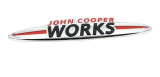 Insignia Autoadhesiva Mini John Cooper Works