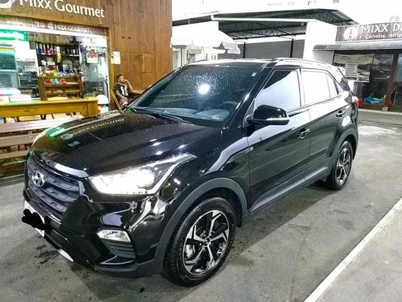 Hyundai Creta Sport - Aut / 2018 - Top De Linha