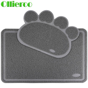 Ollieroo Premium Cat Durable Basura Tamaño... (gray (m))