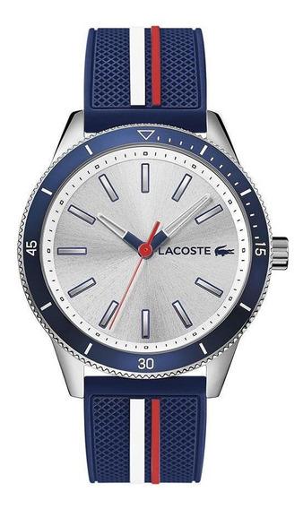 Reloj Lacoste Caballero Color Azul 2011006 - S007