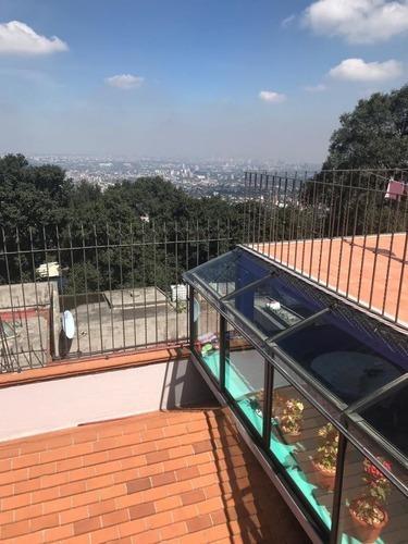 Casa Sola En Venta Picacho Ajusco