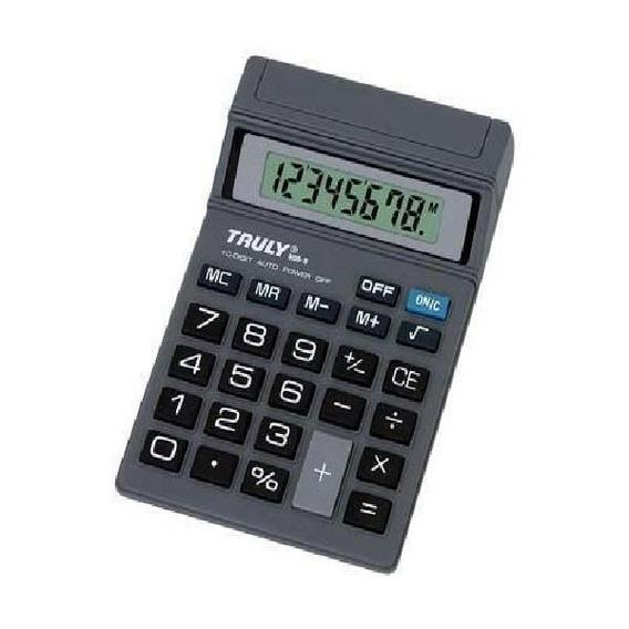 3 Und Calculadora Mesa 8 Digitos 806a-8 Truly
