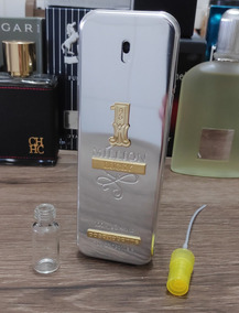 Decant / Amostra Paco Rabanne One Million Lucky 5ml