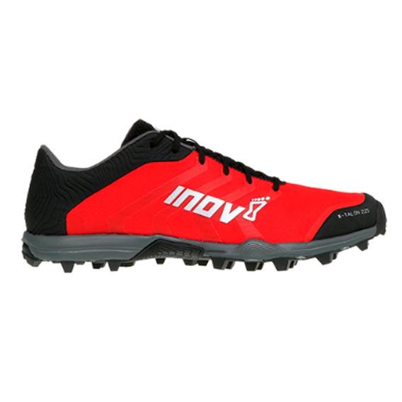 Tenis Hombre Inov8 Rojo/negro Carrera Montaña X-talon 225