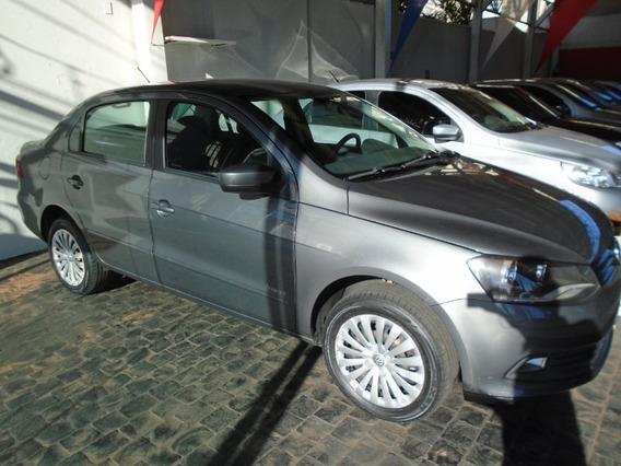 Volkswagen Voyage I Trend 1.6 Cinza 2013