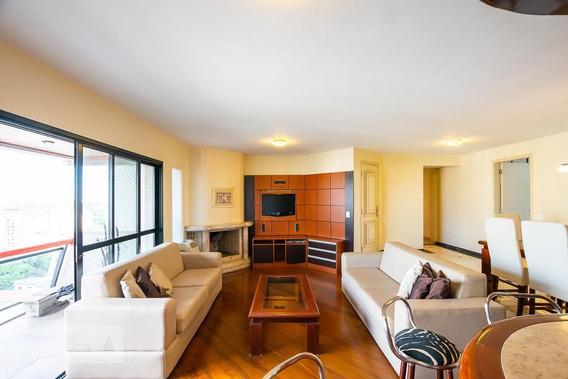 Apartamento No 11º Andar Mobiliado Com 4 Dormitórios E 4 Garagens - Id: 892873527 - 173527