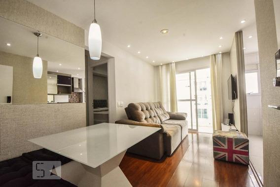 Apartamento Para Aluguel - Chácara Santo Antonio, 1 Quarto, 38 - 893001314