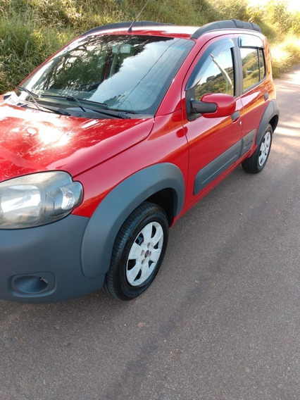 Fiat Uno 1.4 Way Flex 5p