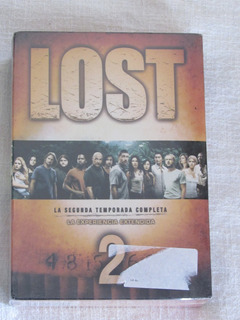 Serie Lost Temporada 2 En Dvd - Original Nueva Y Sellada