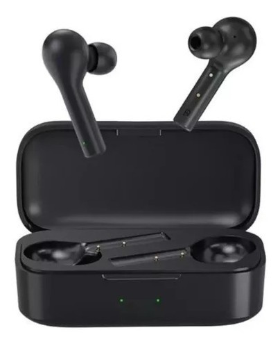 Auriculares Inalámbricos Qcy T5 Negro Tws In Ear Bluetooth
