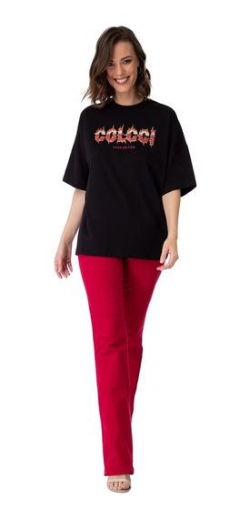 Camiseta Colcci Feminina 034.01.03950