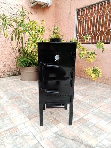 Imagen 1 de 8 de Calefactor Con Horno