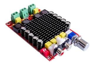Módulo Amplificador De Sonido Tda7498 D 2x100w