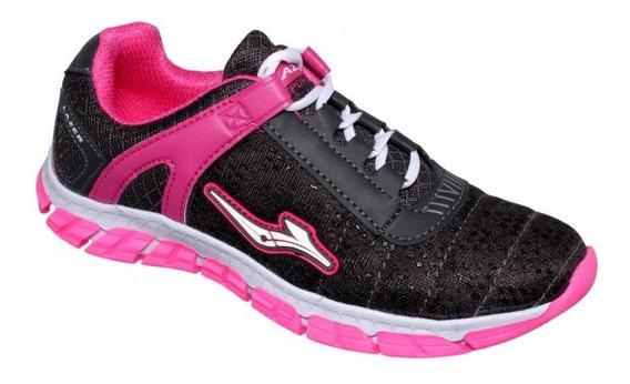 Tenis Deportivo Textil Oxford Fiusha-mod.0701la5623157