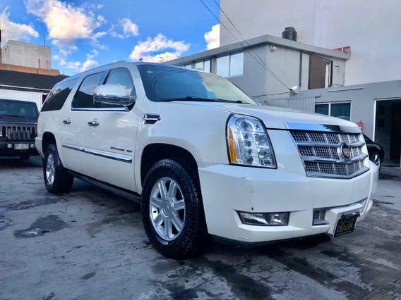 Cadillac Escalade Platinum 2013 Blindaje Nivel 5 Blindado