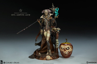 Sideshow Court Of The Dead Xiall (no Hot Toys) 1/6