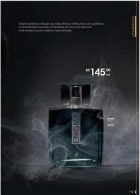 Kit Com 2 Perfumes Masculino Enigma Hinode