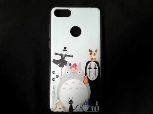 Capinha Moto E6 Play Meu Amigo Totoro