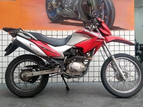 Honda Nxr Bros Es 150 Mix 2010 Otimo Estado Aceito Moto