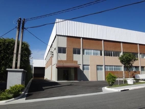 Galpão 680 M2 Condomínio Santana De Parnaíba - 2856fc