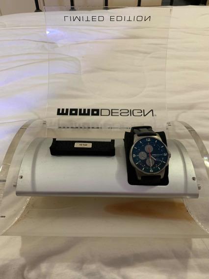 Relógio Automático Momo Edição Comemorativa Limitada