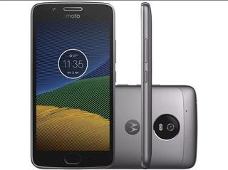 Smartphone Moto G5 Xt1672 32gb-tela 5.2 Vitrine Reembalado