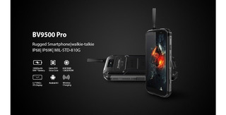 Celular Blackview Bv9500 El Ultimo Modelo De La Serie Bestia