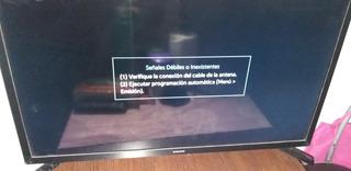 Tv Samsung Smart Con Conexion A Internet. 32 Pulgadas