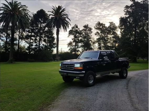 Ford F150 Xlt Deluxe 4x4 At 1993 Usa