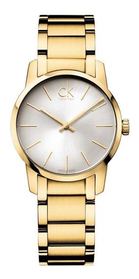 Relógio Calvin Klein City K2g23546