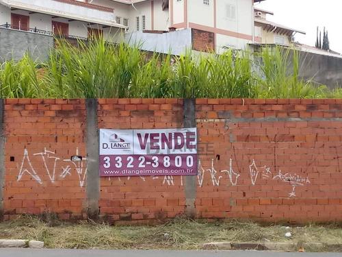 Imagem 1 de 11 de Terreno À Venda, 589 M² Por R$ 520.000,00 - Jardim Paranapanema - Campinas/sp - Te0571