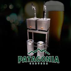 Alquiler Chopera De Cerveza Patagonia 20 Litros