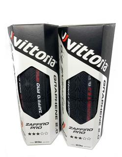 Pneu Vittoria Zaffiro Pro Iv 700x23 Grafeno 2.0 2 Pneus 1par