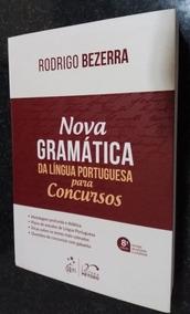 Gramática Língua Portuguesa Para Concursos Rodrigo Bezerra