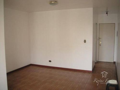 Imagem 1 de 21 de Apartamento Com 3 Dormitórios À Venda, 63 M² Por R$ 320.000,00 - Parque Continental - São Paulo/sp - Ap5067