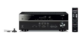 Amplificador Receptor Av Yamaha Rx-v385 4k Ultra Hd 5.1 Ch