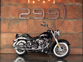 Harley-davidson Softail Deluxe 2016/2016 Com Abs