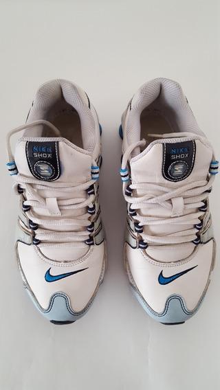 Nike Shox Tênis Unisexx