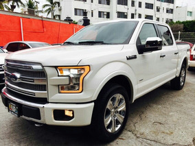 Ford Pick-up Ford Lobo Platinum 2015