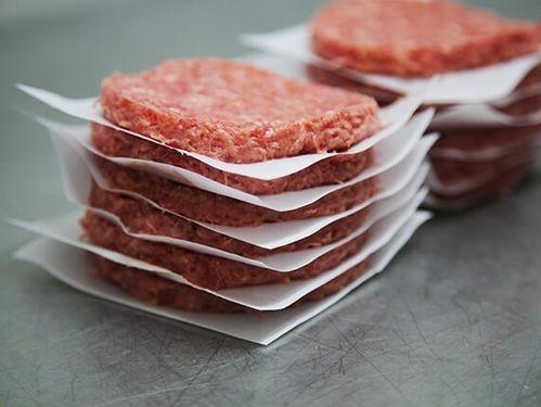 Resultado de imagen para hamburguesas separadas con separador