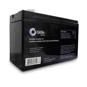 Bateria Para Alarme E Cerca Eletrica 12v - Gs0077 - Giga