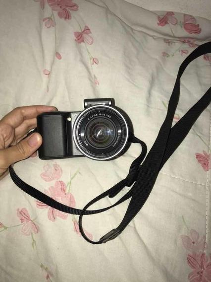 Câmera Sony Nex C-3 Original + Cartão De Memória 8gb