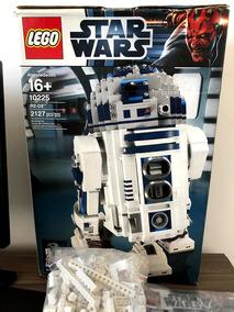 Lego 10225 - Star Wars R2d2 - Original - Completo Na Caixa