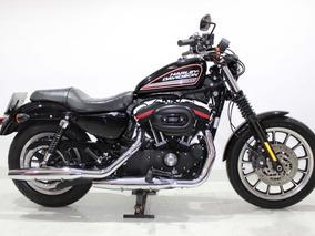 Harley Davidson - Sportster Xl 883 R - 2013 Preta