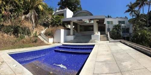 Casa En Venta En Fracc. Las Brisas Acapulco