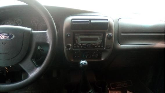 Ford Ranger Xlt 4x2 2011 Blanca