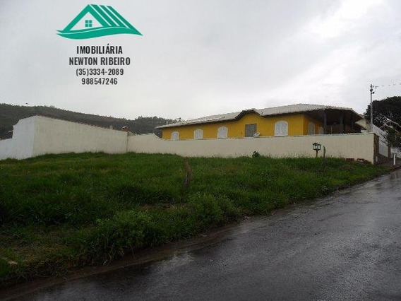 Terreno A Venda No Bairro Centro Em Caxambu - Mg. - 200-1