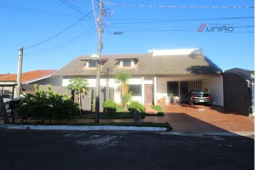 Imagem 1 de 15 de Casa Em Parque Cidade Jardim  -  Umuarama - 2002