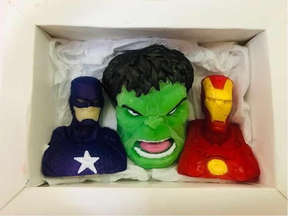 Kit Avengers (os Vingadores) - Perfumado